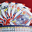 Thumbnail: Bicycle Explostar Playing Cards