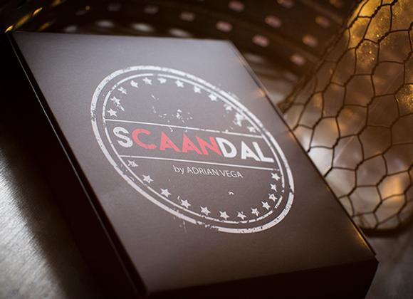 SCAANDAL by Adrian Vega (Preowned)