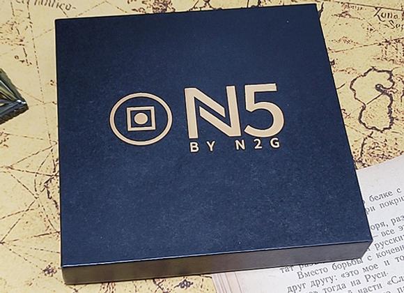 N5 Coin Set by N2G  (GV $12)