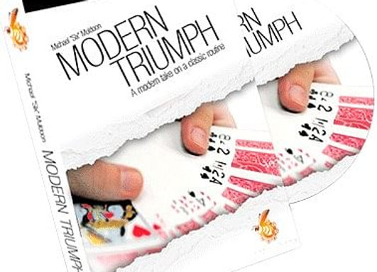 System 6 - Modern Triumph (Preowned)