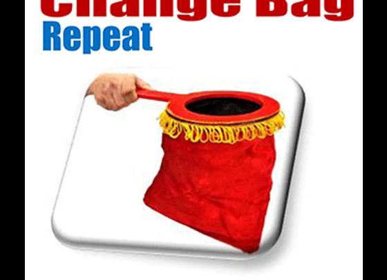 Magic Change Bag (Repeat w/ zipper)