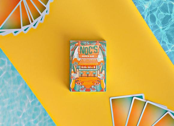 NOC Beach Bar Playing Cards (GV $3)