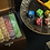 Thumbnail: Five Elements Playing Cards Wooden Collection Set with 5 Dice by TCC