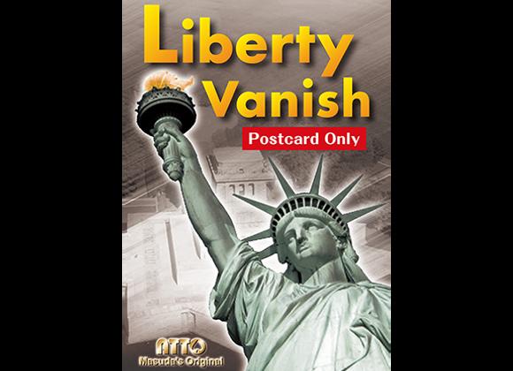Liberty Vanish by Masuda (GV $6)