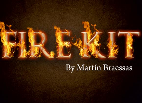 Fire Kit by Martin Braessas (GV $6)