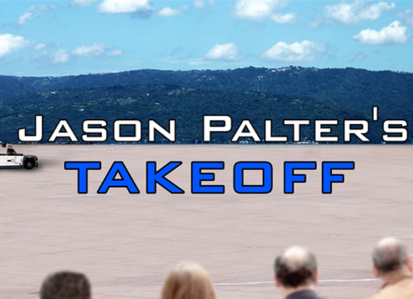 TAKEOFF by Jason Palter (Preowned)