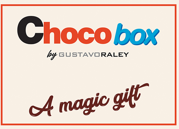 CHOCO BOX by Gustavo Raley