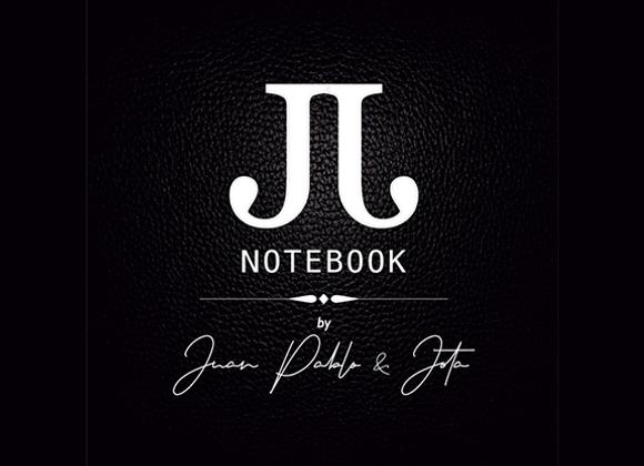 JJ NOTEBOOK by JUAN PABLO & JOTA (GV $6)