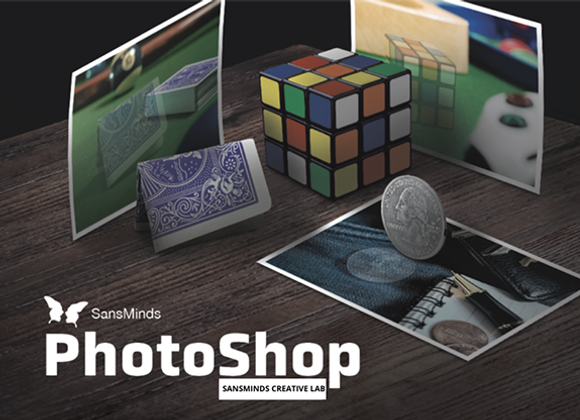 PhotoShop 2.0 by Will Tsai