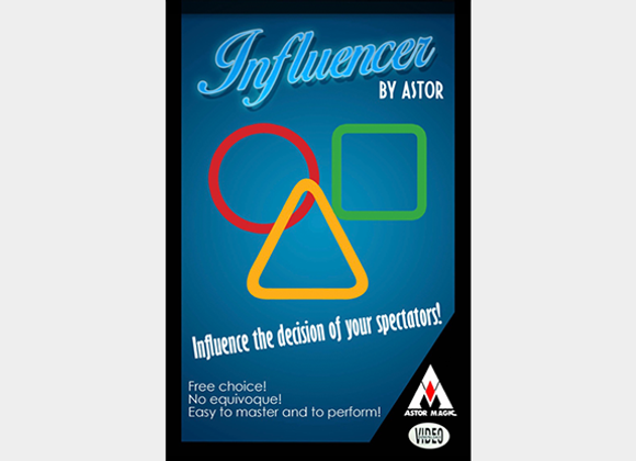 Influencer (English) by Astor