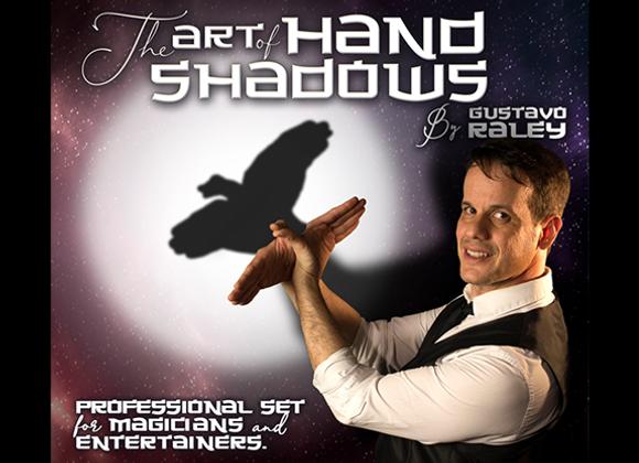 Art of Hand Shadows by Gustavo Raley (GV $17)