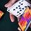 Thumbnail: Mosaic GEMSTONE Playing Cards
