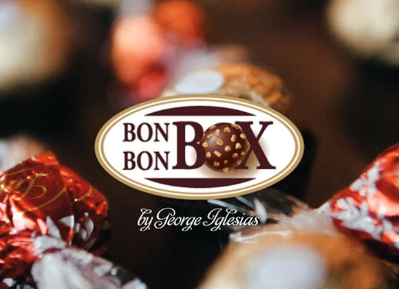 BonBon Box by George Iglesias and Twister Magic (GV $12)