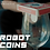 Thumbnail: Robot Coins by Mysteries Magic (Preowned)