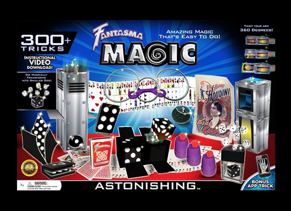 Astonishing Magic Set by Fantasma Magic