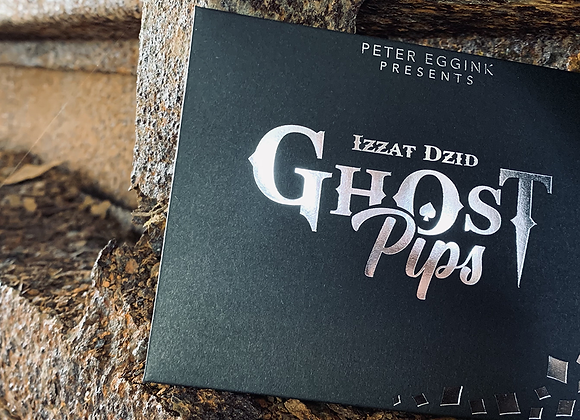 Ghost Pips by Izzat Dzid & Peter Eggink (GV $12)