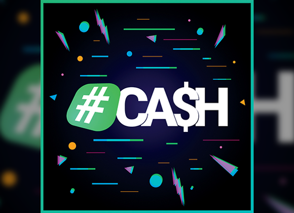 Hashtag Cash by Mr. Daba (GV $15)