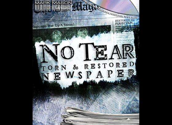 No Tear by Mark Mason and JB Magic (Preowned)