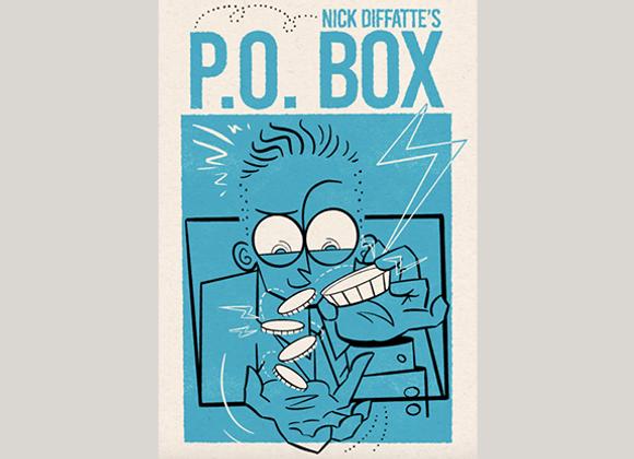 Nick Diffatte's P.O. Box (GV $6)
