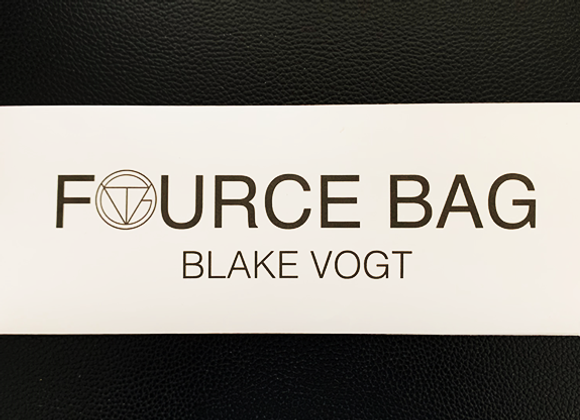 Fource Bag by Blake Vogt (GV $6)