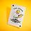 Thumbnail: Bicycle Honeybee (Black) Playing Cards  (GV $2)