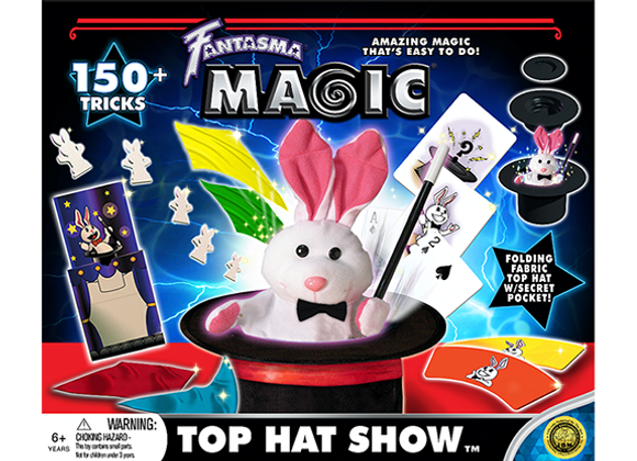 Top Hat Show by Fantasma Magic
