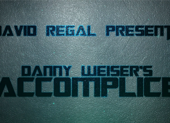 ACCOMPLICE by Danny Weiser  (GV $11)