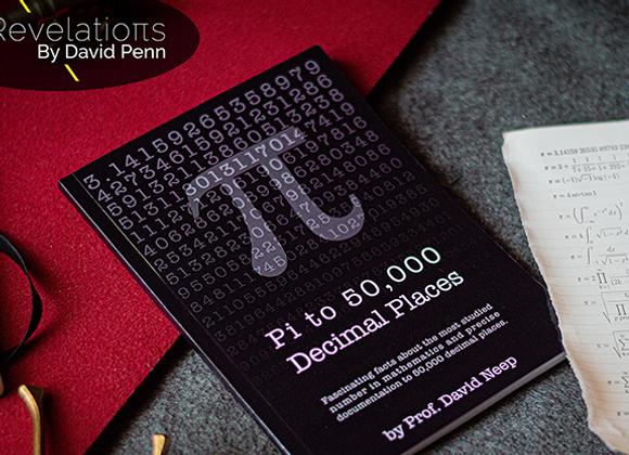 Pi Revelations by David Penn (GV $11)
