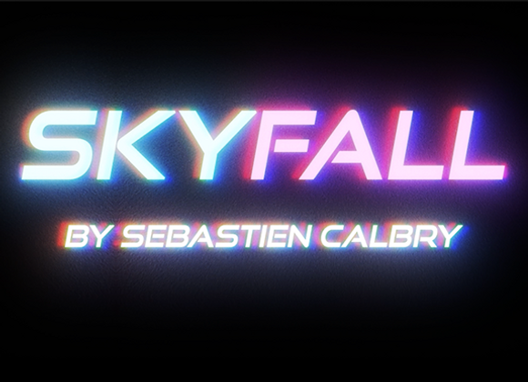 SKY FALL by Sebastien Calbry