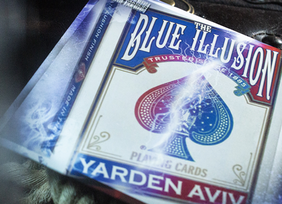 Blue Illusion by Yarden Aviv (Preowned)
