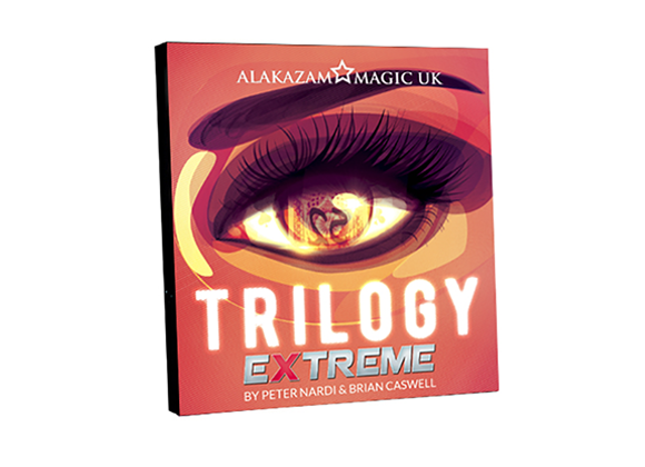 Trilogy Extreme by Brian Caswell (Preowned)