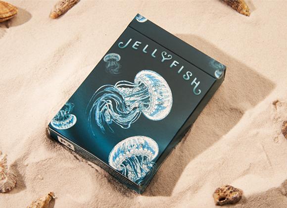 Jellyfish Playing Cards (GV $4)