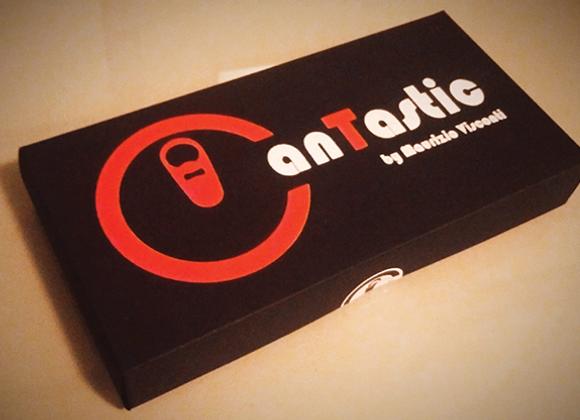 CanTastic by Maurizio Visconti  (GV $47)