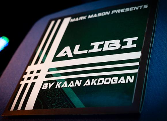 Alibi by Kaan Akdogan and Mark Mason (GV $8)