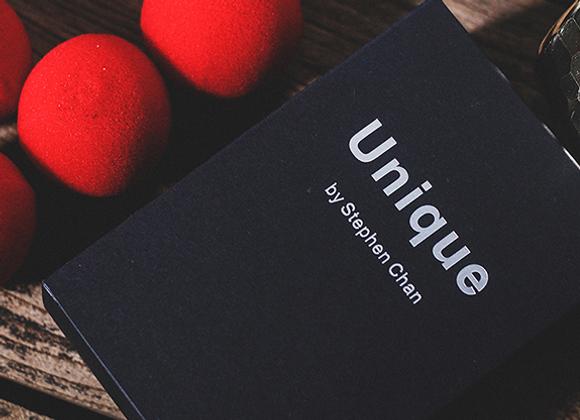 Unique Sponges by Stephen Chan