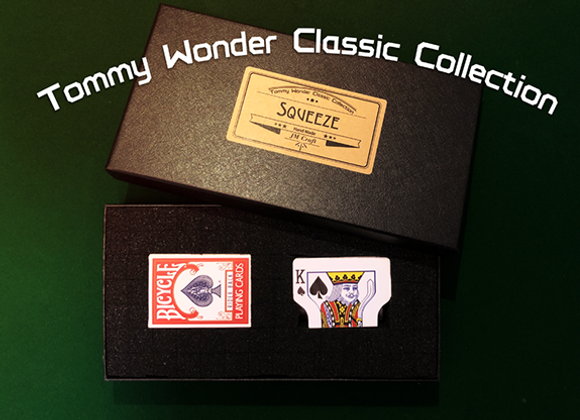 Tommy Wonder Classic Collection Squeeze by JM Craft (GV $10)