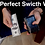 Thumbnail: Perfect Switch Wallet by Victor Voitko