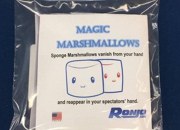 Magic Marshmallows by Ronjo