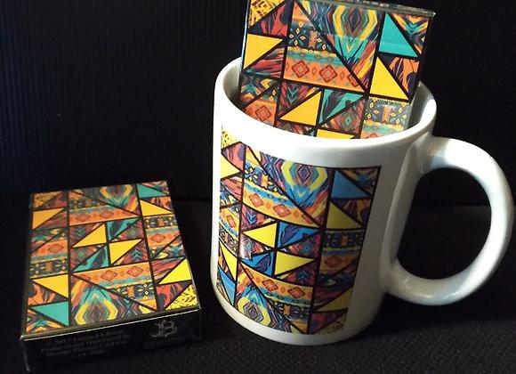 Masterpieces Cardistry Playing Cards Mug set