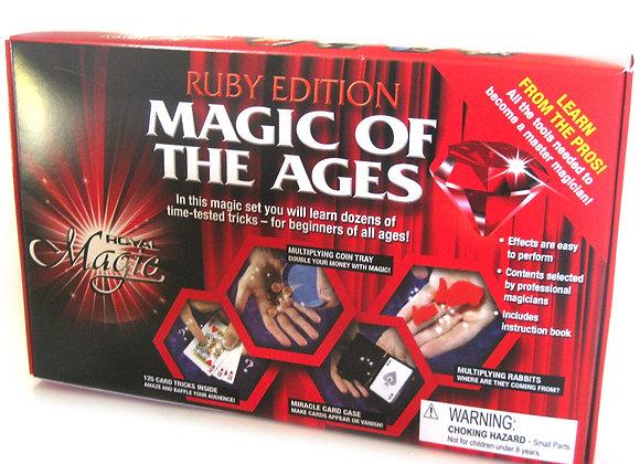 Royal Jewels of Magic (Ruby Edition Magic Set)