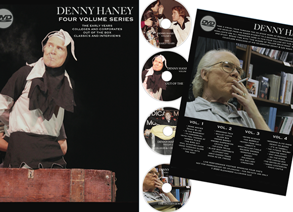 Denny Haney: OUT OF THE BOX by Scott Alexander