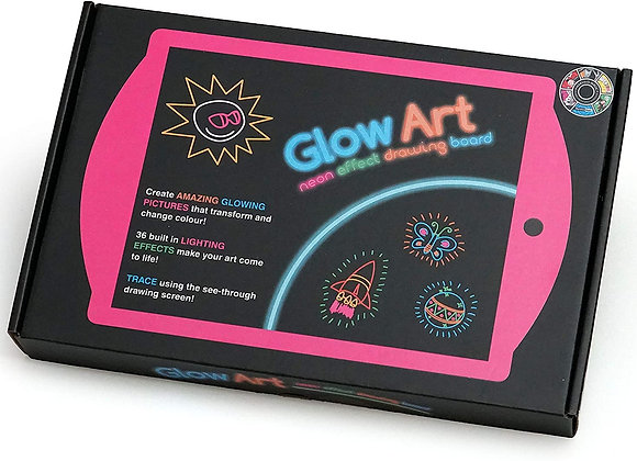 Marvin's Magic Glow Art – Pink