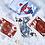 Thumbnail: Solokid Sakura (Blue) Playing Cards by BOCOPO