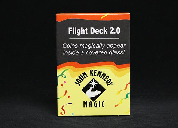 FLIGHT DECK 2.0 by John Kennedy Magic (GV $100)