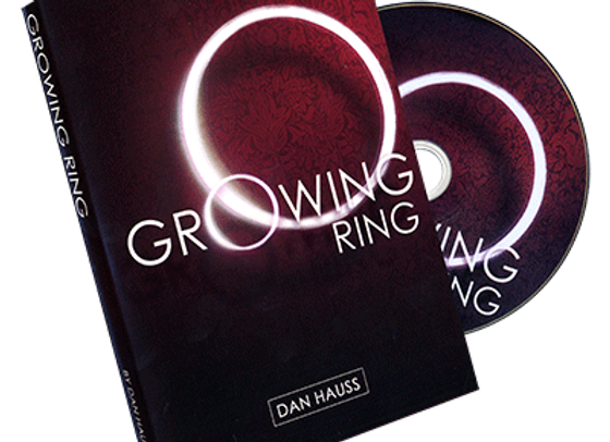 Growing Ring by Dan Hauss (Preowned)
