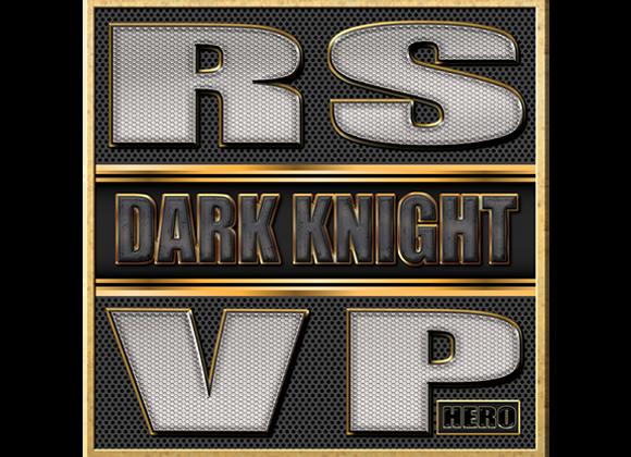 RSVP BOX HERO by Matthew Wright (GV $32)