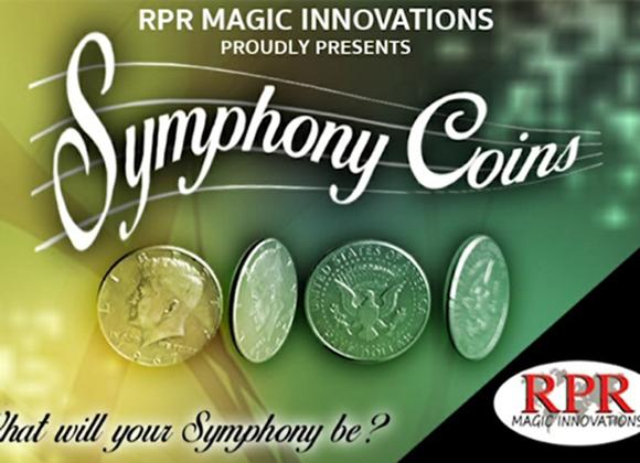 Symphony Coins (US Kennedy) by RPR Magic Innova