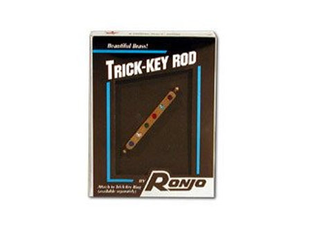 Key Rod with Key Chain by Ronjo (GV $10)