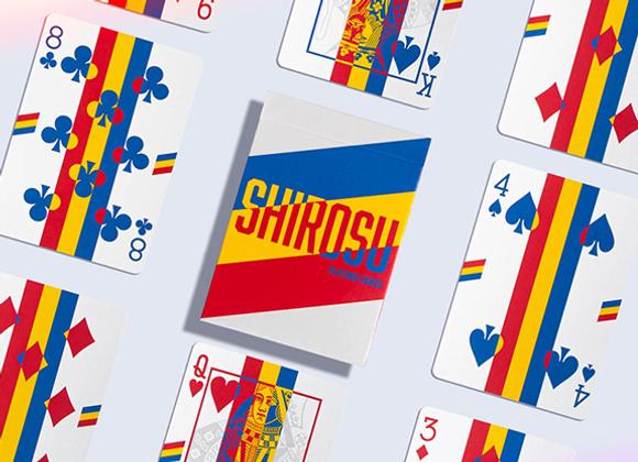 Shirosu Playing Cards