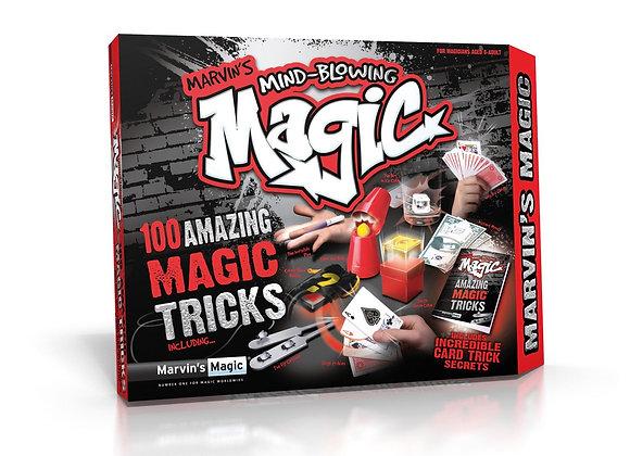 Marvin's Mind-Blowing Magic – 100 Amazing Magic